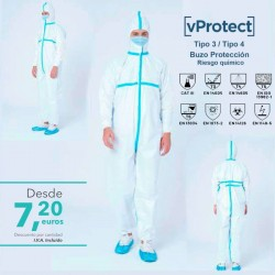 BUZO VPROTECT TYPE 3&4