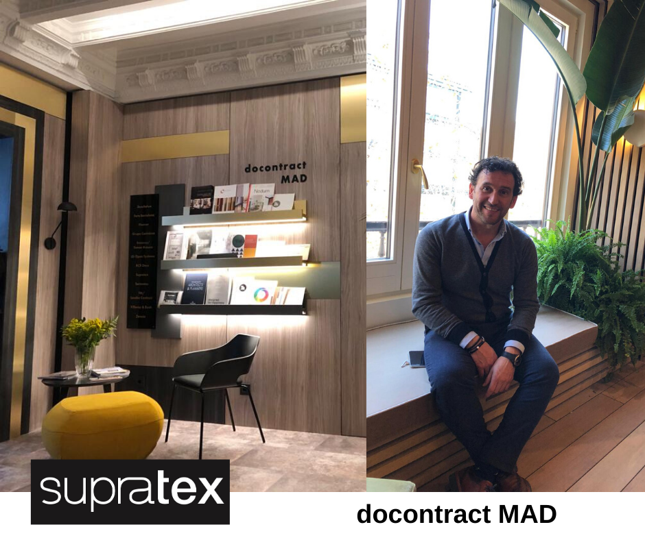 Supratex empresa asociada a Docontract MAD