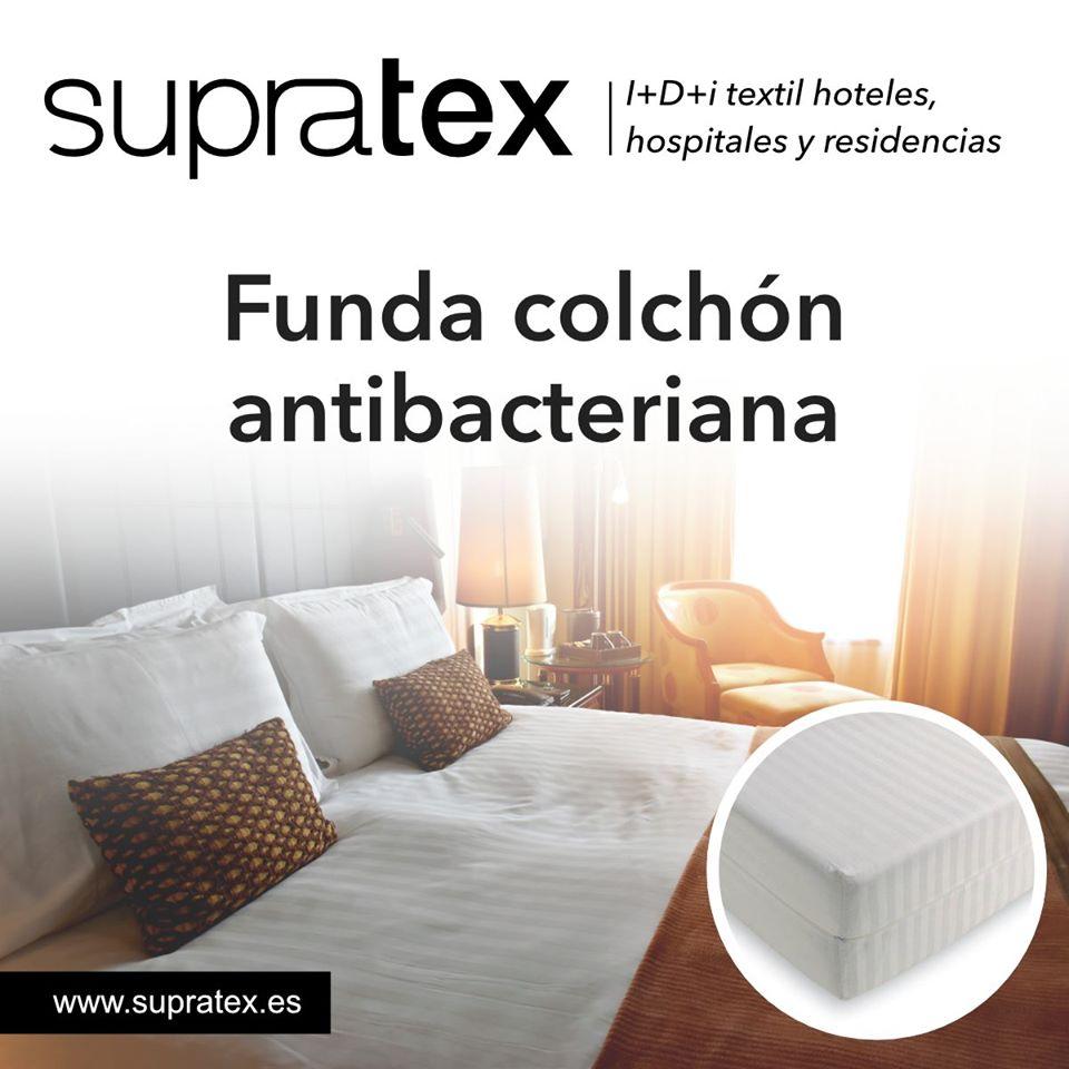 funda colchón antibacteriana